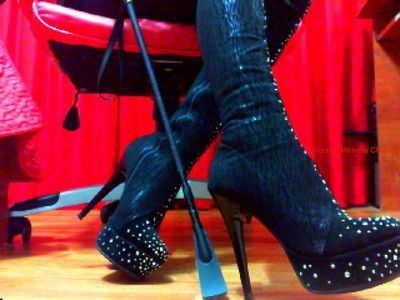 Mistress Christina password
